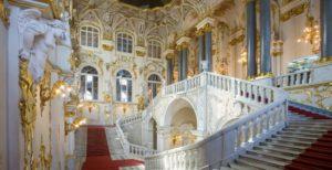Escalier du Palais d'Hiver