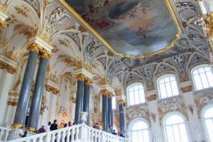 Escalier de l'Ermitage