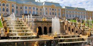 Grand Palace, Peterhof