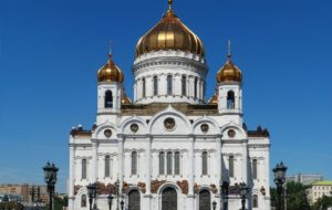 Cathédrale de Jésus-Christ le Sauveur Moscou