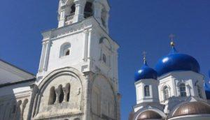 Cross Chamber and Nativity Church