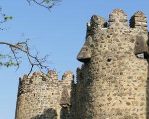 Batonis Tsikhe Fortress