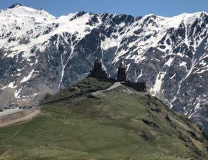 Kazbegi Montagne