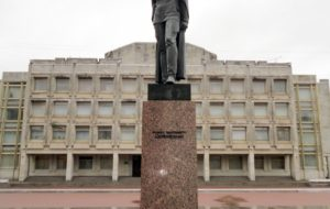 Monument à Felix Dzerzhinsky