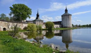 Monastère Kirillovo-Belozersky