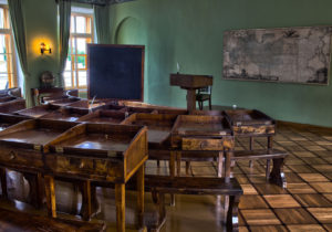 The Lyceum classroom