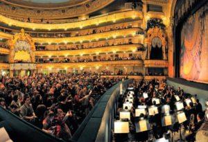 Performance de Mariinsky