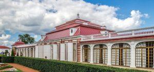 Palais de Monplaisir, Peterhof