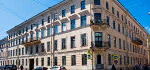 Maison de Raskolnikov