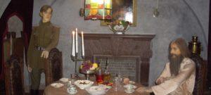 Rasputin's cellar in Yusupov Palace