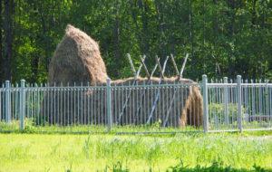 Cabane Chalache de Lénine