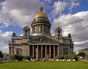 Cathédrale Saint Isaac
