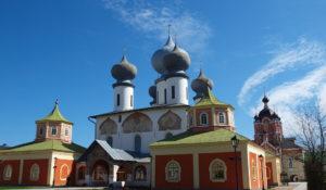 Monastère de l'Assomption Tikhvin