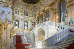 Winter palace staircase