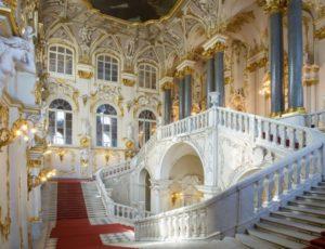 Palais d'Hiver escalier