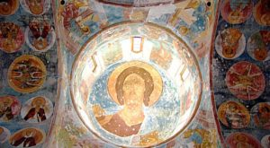 The Nativity Church frescoes, Ferapontov Monastery