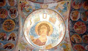Les fresques de l'église de la Nativité, monastère de Ferapontov