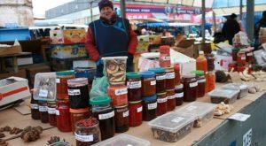 Market in Vologda