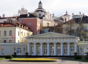 Palais présidentiel, Vilnius