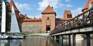 Pont du château de Trakai