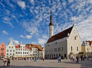 Hôtel de ville de Tallinn
