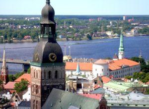 Cathédrale Dom de Riga