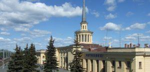Petrozavodsk train station