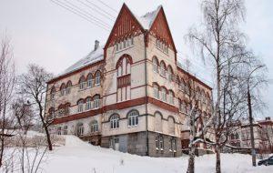 Bâtiments Art Nouveau à Sortavala
