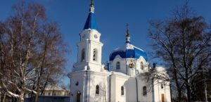 St. Nicholas Cathedral Sortavala