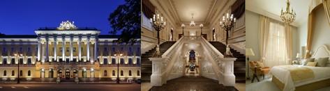 four seasons lions palace hotel
