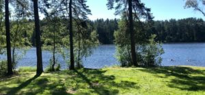 A lake at the Karelian Peninsula