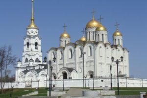 Assumption Cathedral in Vladimir