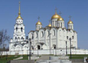 Cathédrale de l'Assomption à Vladimir