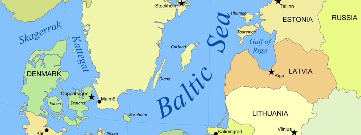 All Three Baltic States in a Week