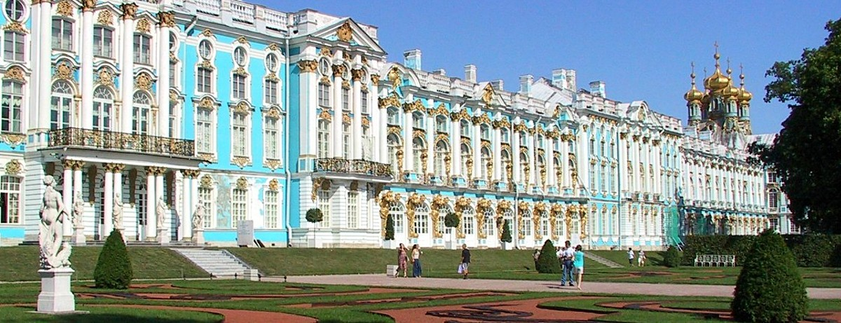 Secret Treasures of St Petersburg