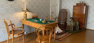 L'appartement de Dostoïevski