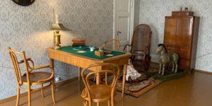Dostoyevky's apartment