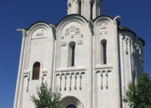 Église de l'Intercession sur la rivière Nerl