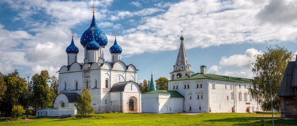 Cities of the Golden Ring: Suzdal & Vladimir, 2 day tour