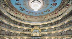 Auditorium du Théâtre Mariinsky