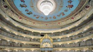 Mariinsky Theatre auditorium
