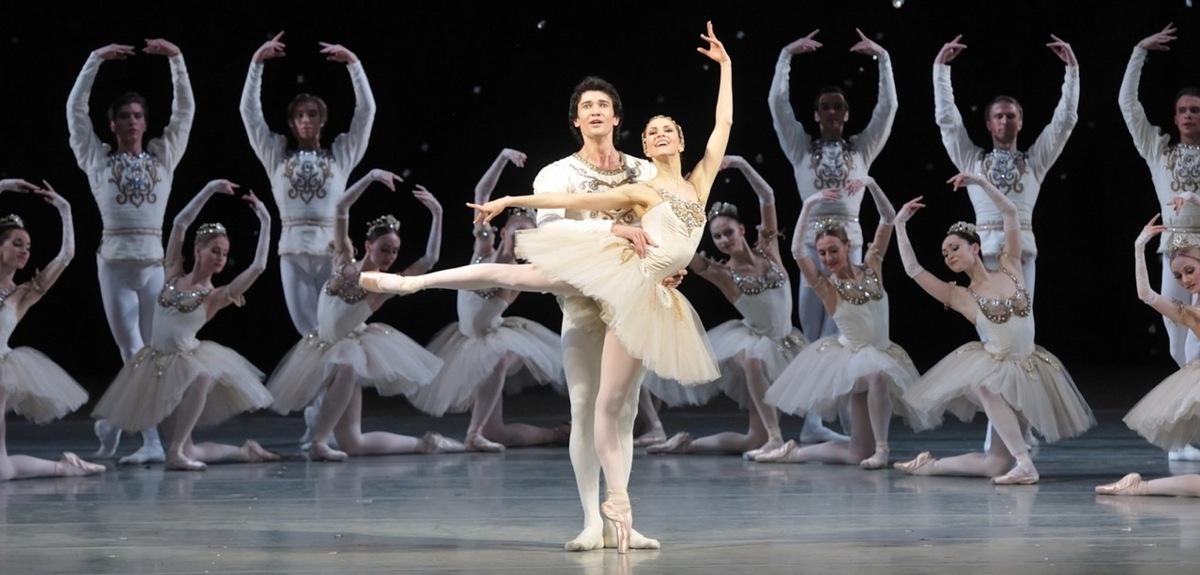 Inside Russian Ballet, 7 days