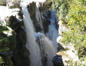Canyon de Martvili