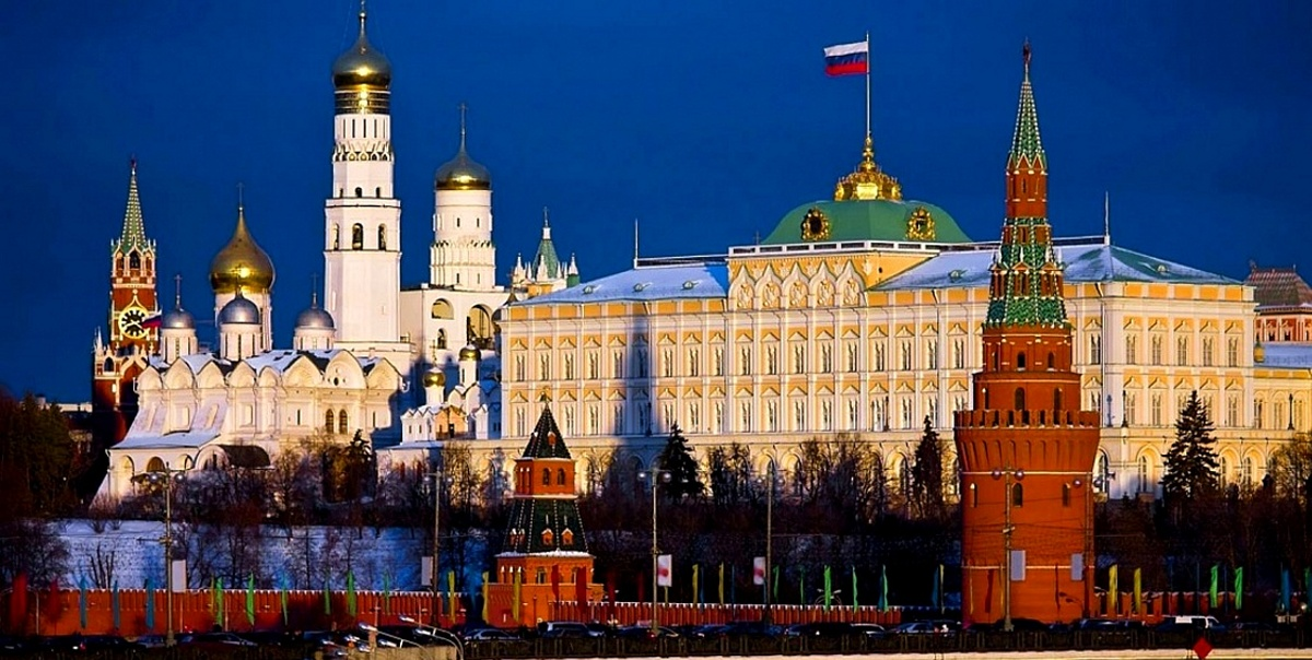 Moscow, 1 day tour from St Petersburg