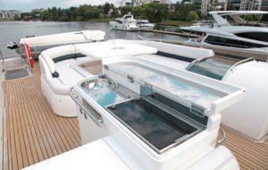 Princess sun deck