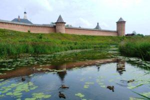 St. Euphymius Monastery in Suzdal
