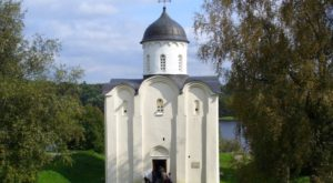 St. George Church in Staraya Ladoga