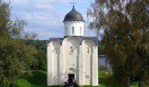 Église Saint-Georges à Staraya Ladoga