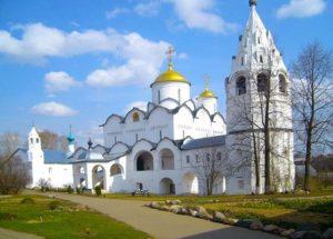 Pokrovsky Convent