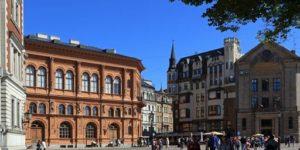 Le Musée d'Art Riga Bourse